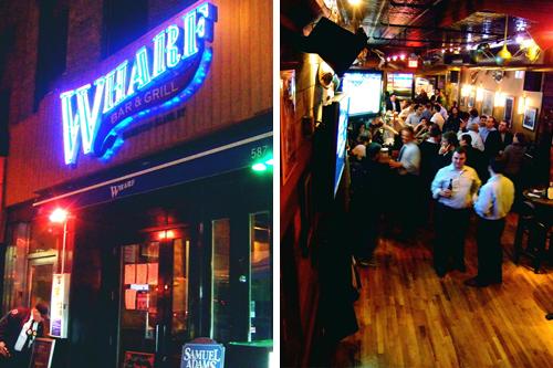 Wharf Bar