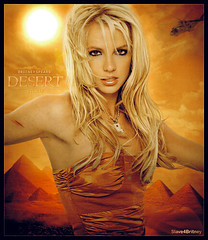 Britney Spears [ Desert Storm ] (© Omar Rodriguez V.) Tags: blue sky cloud white art me sahara water leather fashion birds rock glitter clouds diamonds magazine hair gold golden photo video official fantastic glamour shot kylie desert amy princess fuck spears circus lace madonna balloon guitars surreal style pop queen sparkle trouble fantasy sing singer fancy glam pyramids seek omar britney powerful gq edit rodriguez womanizer slave4britney