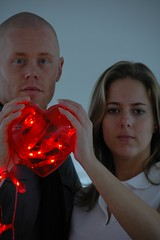 promotional photography by studio brederoo (Studio Brederoo) Tags: light love by studio advertising poster valentine made hart youngcouple aed brederoo