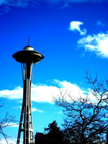 Blue skies! 2