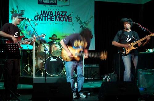 taaq with prasanna @ java jazz 09