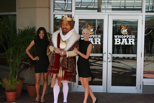 Burger King opens its first Whopper Bar