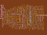 Wordcloud von www.alcazone.de