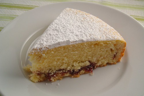 Buttermilk Cake