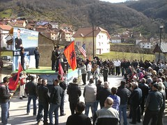 HPIM2537 (RufiOsmani) Tags: macedonia change albanian elections 2009 kombi osmani gostivar rufi shqip flamuri maqedoni gjuha rufiosmani zgjedhje ndryshime politike