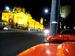 Flinders bin night (mJgould) Tags: melbourne bin flinders