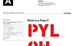What is a Pylon