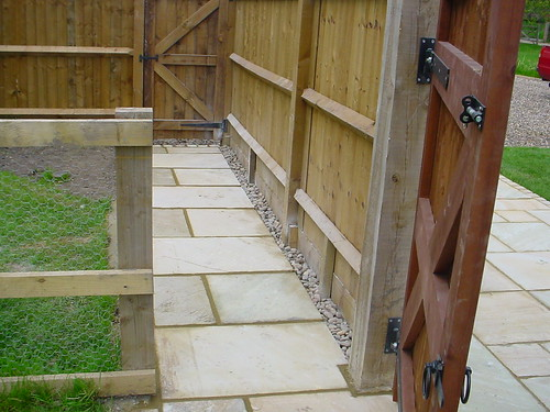 Indian Sandstone Driveway  Image 14