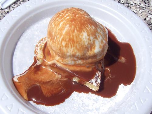 lindt waffle