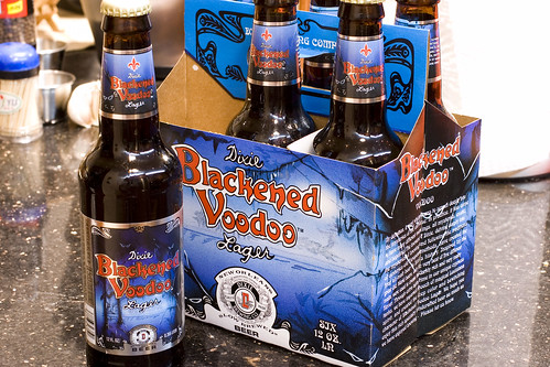 Dixie Brewing Blackened Voodoo Beer