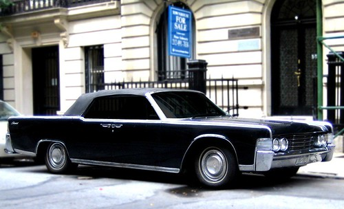 1965+lincoln+continental+convertible