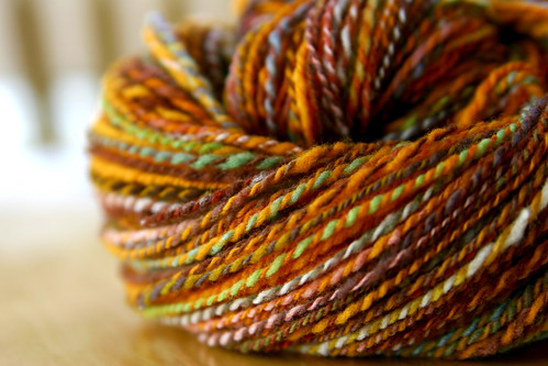 "284yds ""Autumn Roses"""