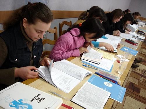 Seminar Viata Noua Chisinau