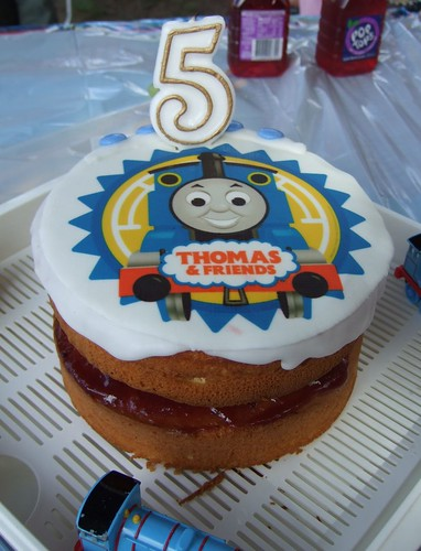 Willem's Thomas Cake