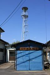 増形の火の見櫓(川越市)