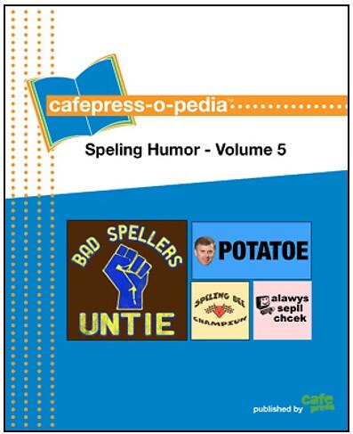 cafepress-o-pedia book