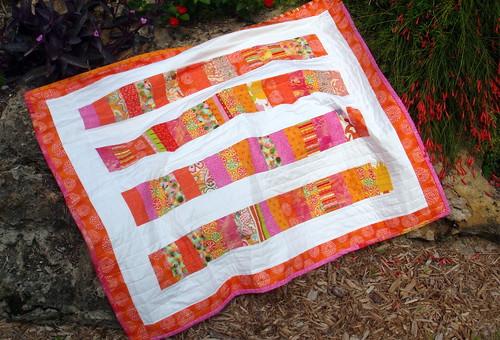 summery quilt