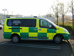 M&L MRU 99 Fiat Scudo (kenjonbro) Tags: fiat ambulance emergency 2008 ml scudo rrv mru