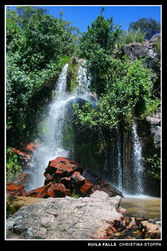 Huila Falls