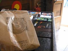 Casa Bonomi, saquinho de pão