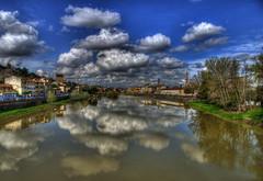 Rorschach in Florence... (edobiondi) Tags: italy river florence italia fiume rorschach tuscany firenze arno toscana ibt inkblottest macchiedirorschach