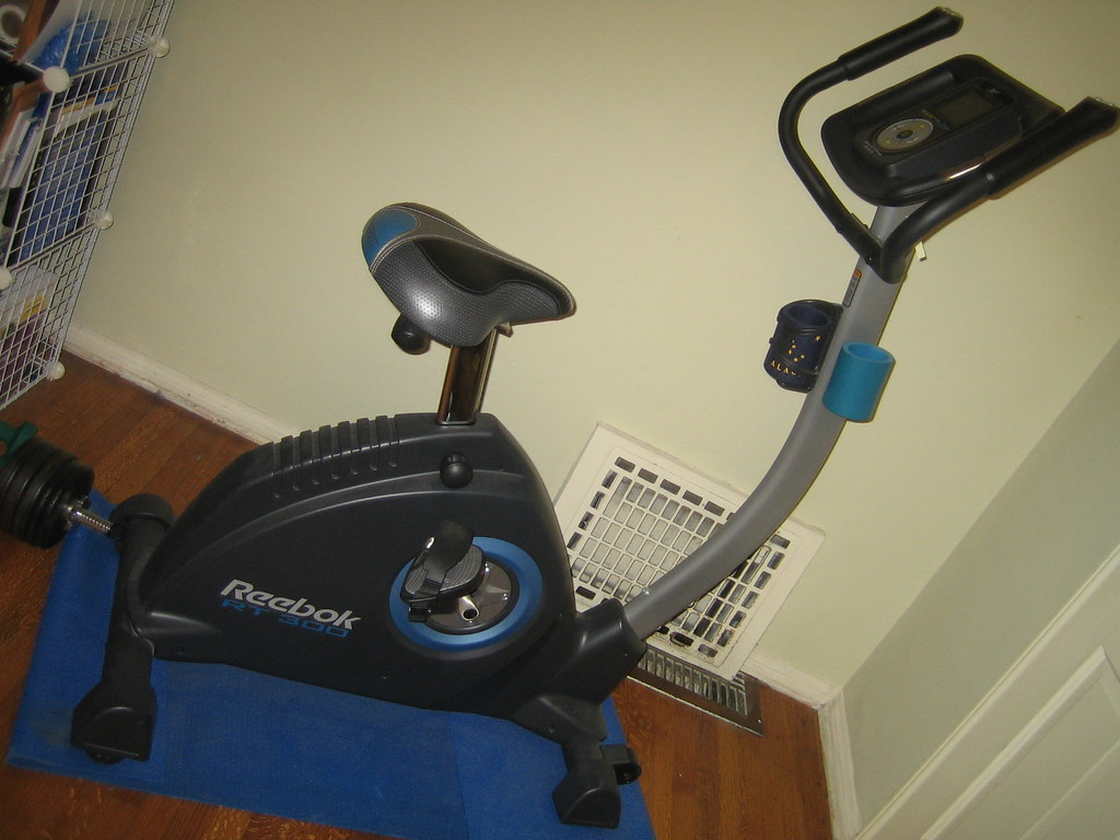 Exercise Bike - $125