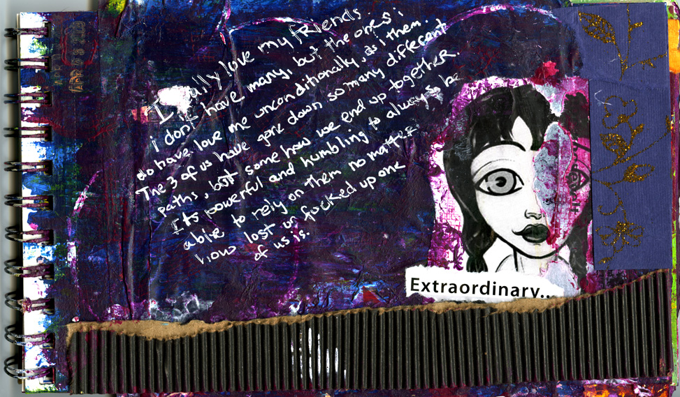 040309 - Art Journal Page