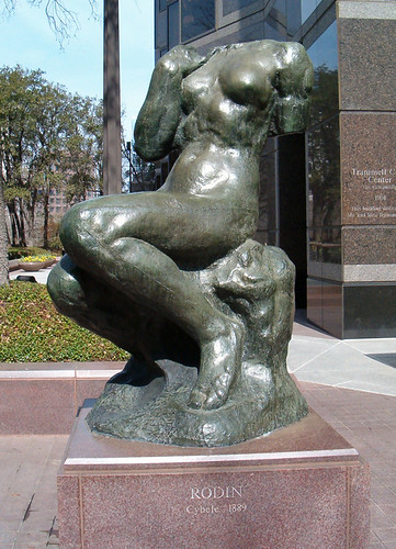 Rodin, Cybele, 1889