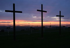 Good Friday Evening (algie_whit) Tags: liverpool crosby goodfriday anotherplace