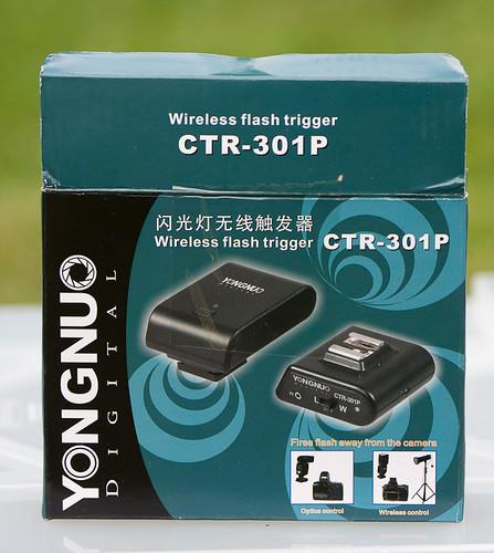 Boite du YongNuo CTR-301P