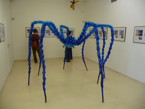 Spider from PET bottles