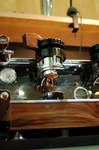 from the new la marzocco