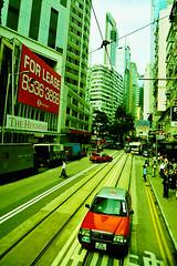 Hong Kong 2009 - Tram Trip (5)