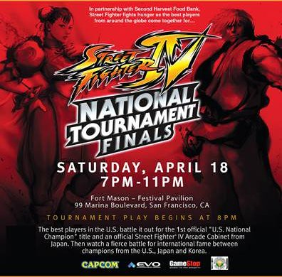 Street Fighter IV National Tournament Finals