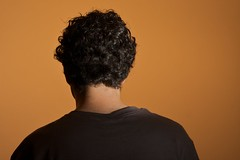Day 48 - Back of My Head (ryanhaddad) Tags: orange hair neck curls backofmyhead 365days frontofmyheaddidntwork