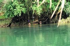 Thailand - River Kwai - 2001 (2) (Smulan77) Tags: river thailand kwai