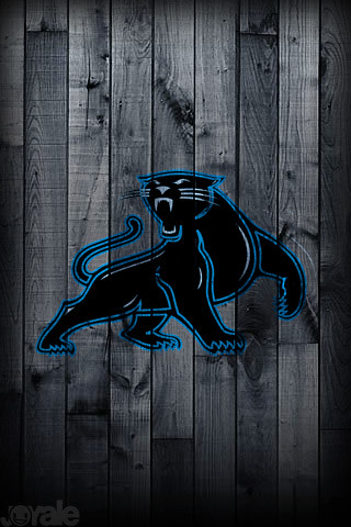 carolina panthers wallpaper. Carolina Panthers I-Phone