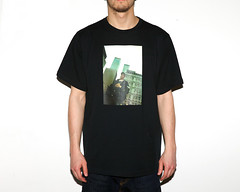 Staple A=3MC Jay-Z Tee Black