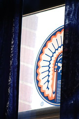pay no attention to the chief behind the curtain (Johnny Heger) Tags: college campus illinois spring universityofillinois urbana champaign uofi chipsi