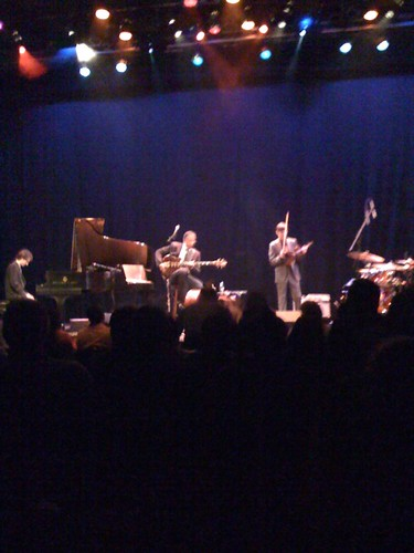 Stanley Clarke at the One World Theater