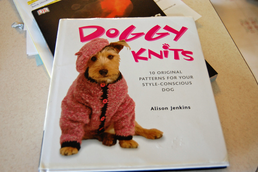 Doggy Knits