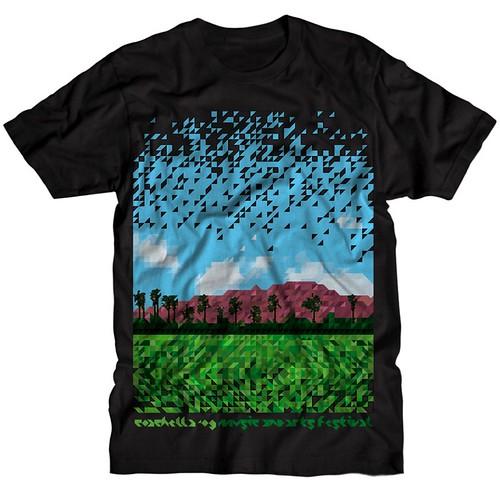Coachella 2009 t-shirt