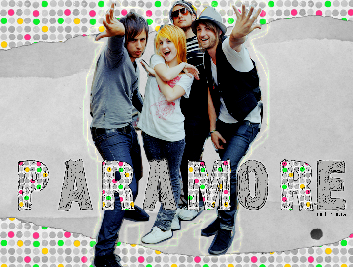 final riot paramore. Paramore - The Final Riot!