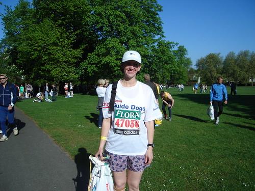 London Marathon 2009 001