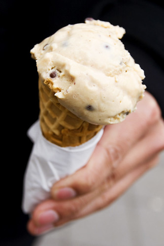 earl grey ice cream!