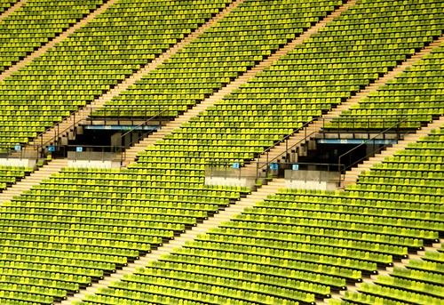 Olympiastadion Seats