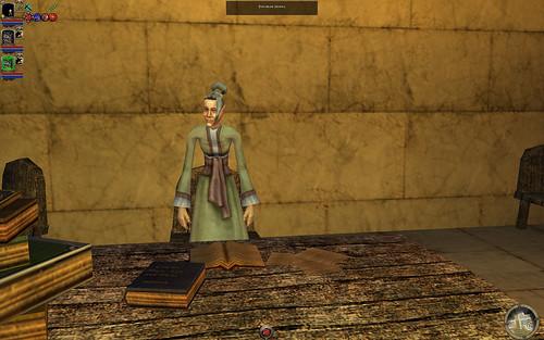 Historian Leonitia