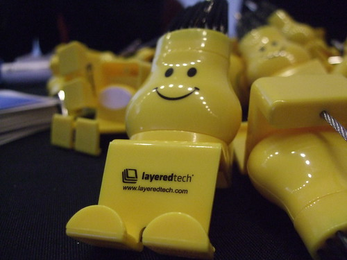 Wordcamp sponsor LayeredTech