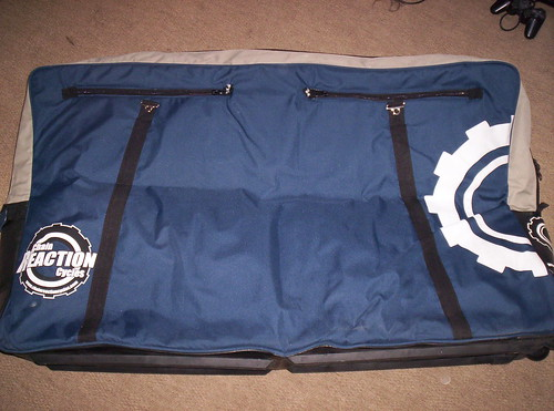 Fs Crc Padded Bike Bag With Wheel Bags Singletrack Forum