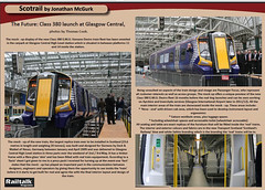 My pics on Railtalk (Thomas S Cook) Tags: first railway scotrail emu fsr desiro june2009 class380emu railtalkmagazine railtalk